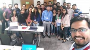 Advanced VBA Macros Sessions at Colgate Palmolive at Mumbai.